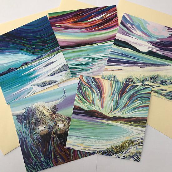 Western Isles Cards   Ann Madden
