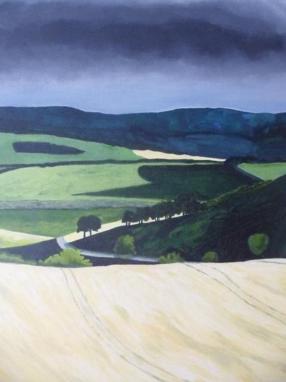 'Barley is Ready'  Emma Rodenhurst Grant