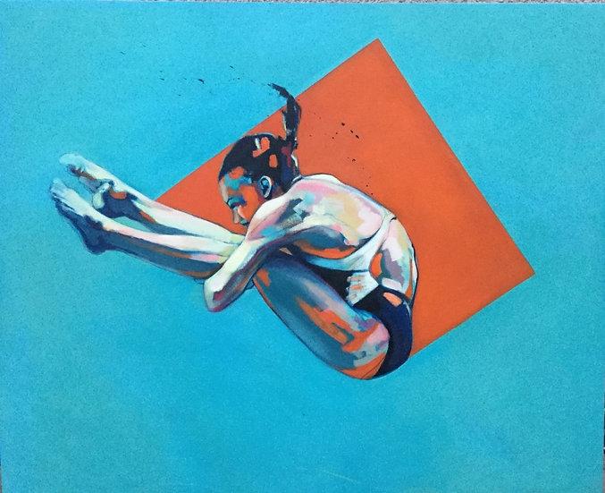 'Triptych 2' David Wylie