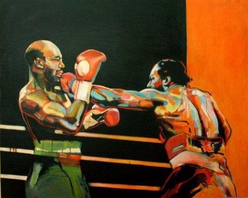 'Boxing' David Wylie