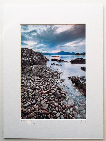 'Loch Eishort Skye' Large. Jan Holm