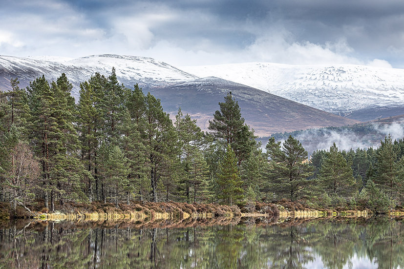 'Uath Lochan,Cairngorms ' Jan Holm