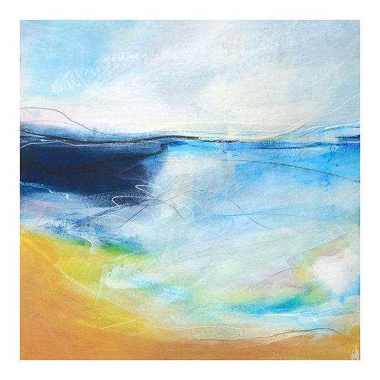 'Camusdarach' Victoria Wylie