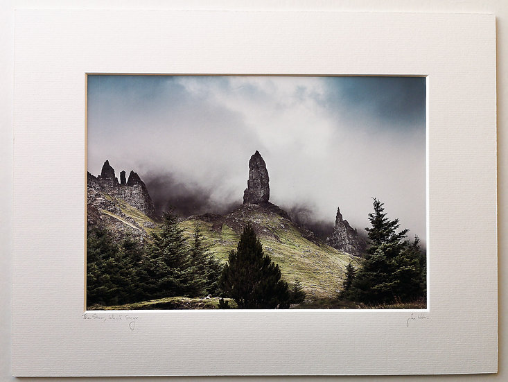 'The Storr Skye' Jan Holm