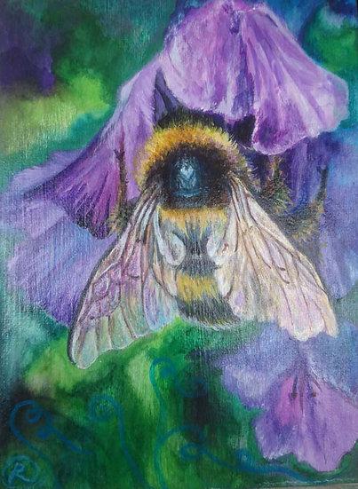 'Humble Bumblebee' Roselyne O'Neill