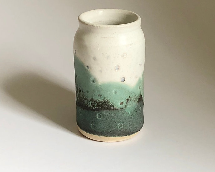 'Mountain Rain Vase Small'  Fiona Leask