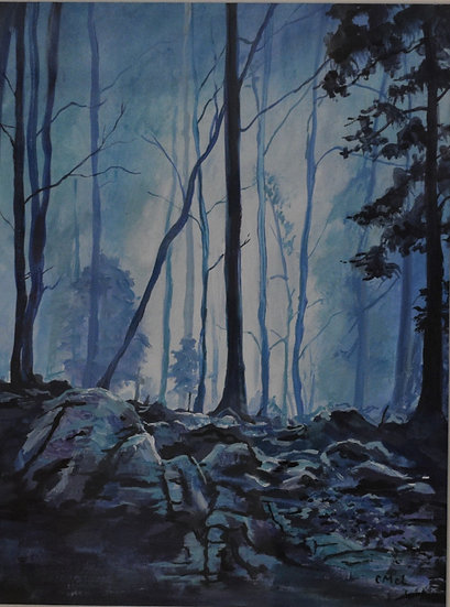 """""""Into the Woods"""" ChristineMcLennan"""
