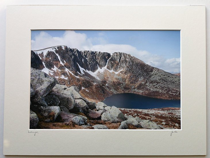'Lochnagar'  Small Jan Holm