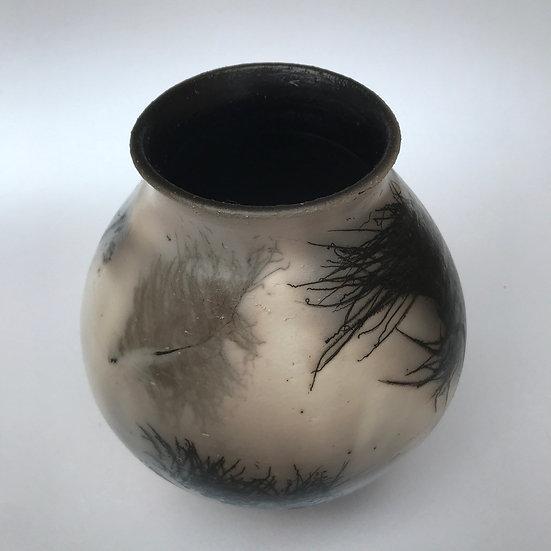 'Feather Vessel (Medium)'  Fran Marquis