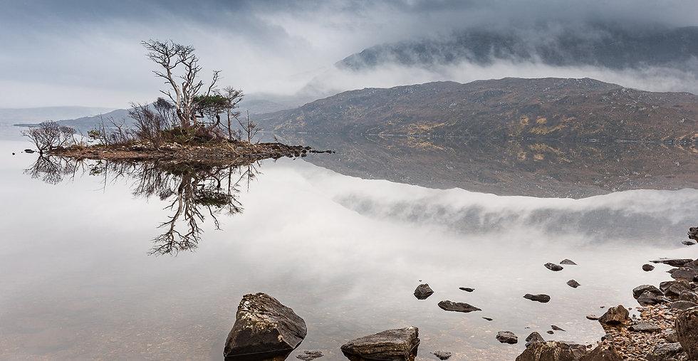 'Loch Assynt' Jan Holm