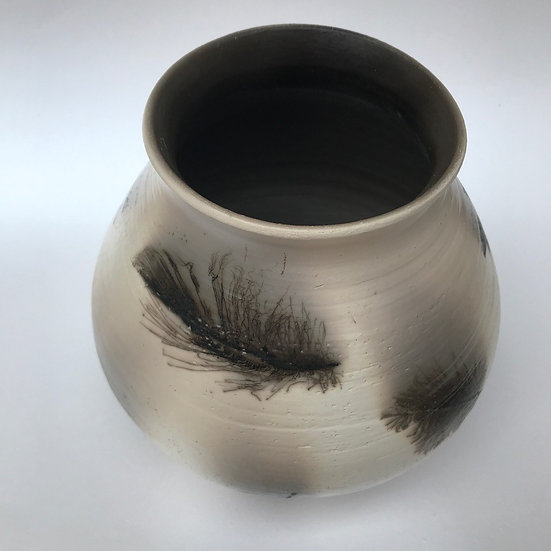 'Feather Vessel (Large)' Fran Marquis