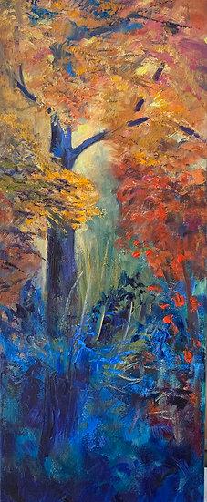 'Autumn Glow'   Myrtle Watt