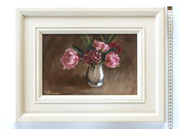 'Little Bouquet in Silver' Melanie Harrison