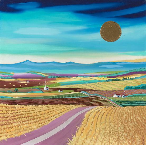 ' Colours of Bannachie '  Ann Madden