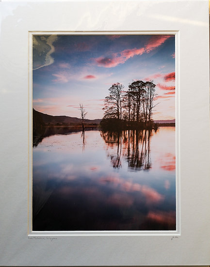 'Loch Mallachie Cairngorms' Jan Holm