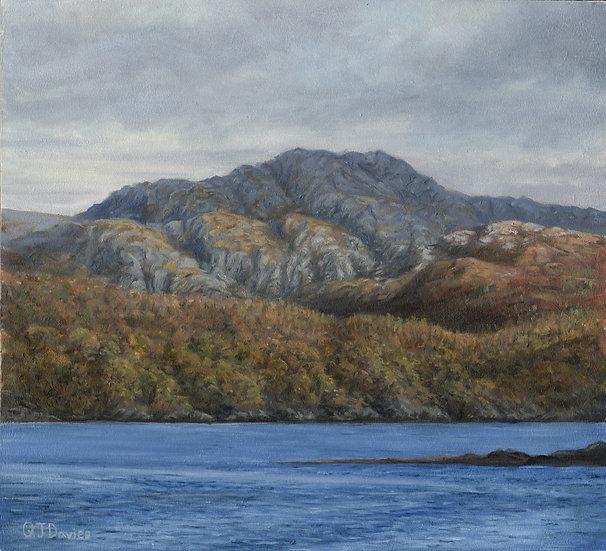 'Loch Gairloch' Quintin Davies