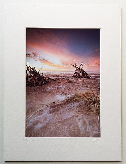 'St Cyrus Dawn' Jan Holm