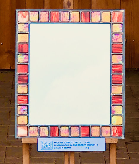'Mixed Mosaic Mirror V1' Michael Zappert