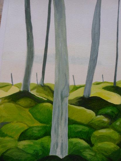 'Edge of the Forest' Emma Rodenhurst-Grant