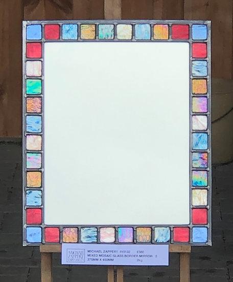 'Mixed Mosaic Mirror V2' Michael Zappert