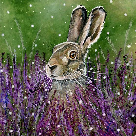 Amongst the blooming heather - Jodie Bews
