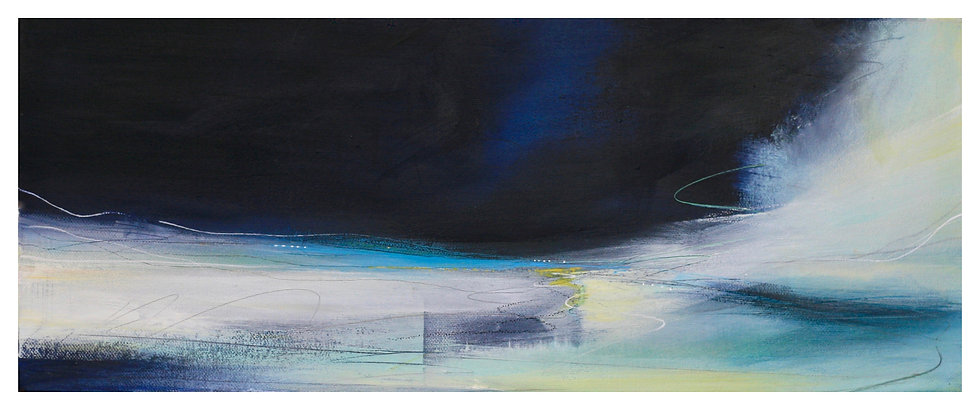 'Night Driving' Victoria Wylie