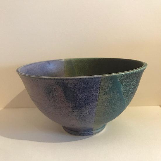 'Green Hills' Bowl Fran Marquis