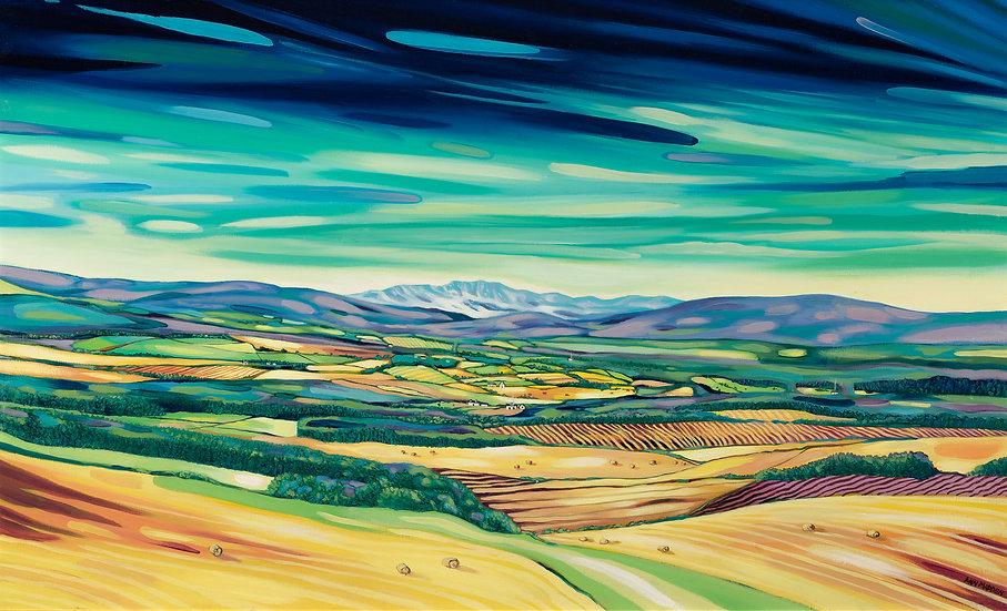 ' Queens View, Lochnagar '   Ann Madden