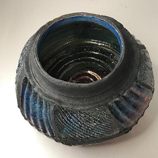 'Copper Patchwork'  Fran Marquis