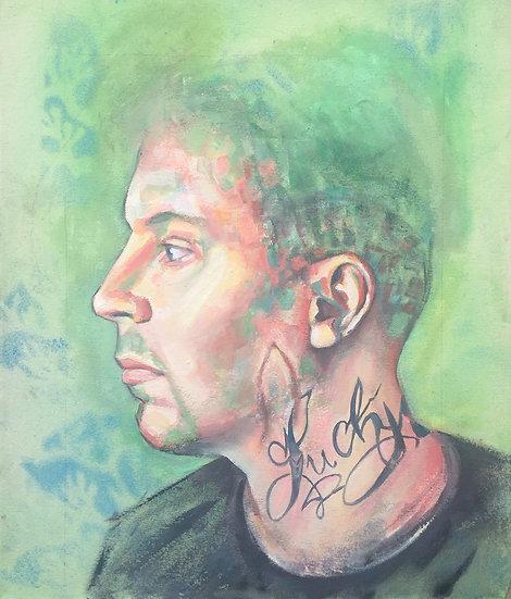 'Professor Green' David Wylie