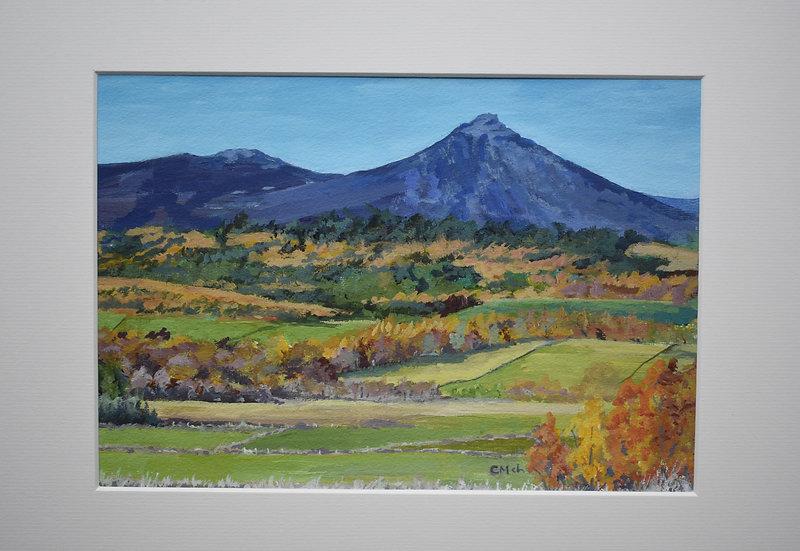 """""""Four Seasons on Bennachie - Autumn"""" Christine McLennan"""