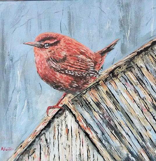 'Wren' - Anne Fenton
