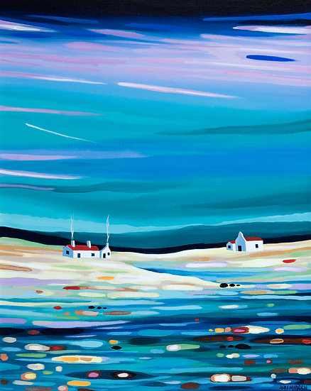 'Tranquility, Western Isles'  Ann Madden