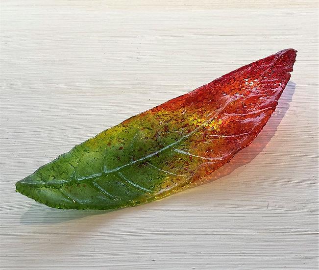 Fine Willow Leaf -Ashley Brammer