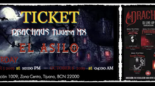 Get Your DRAC'HAUS Tickets NOW