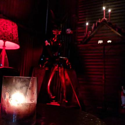 baphomet, baphomet design, gothic dunge