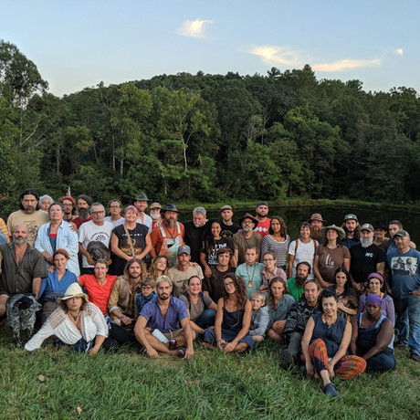 North American Bush Craft School 2019