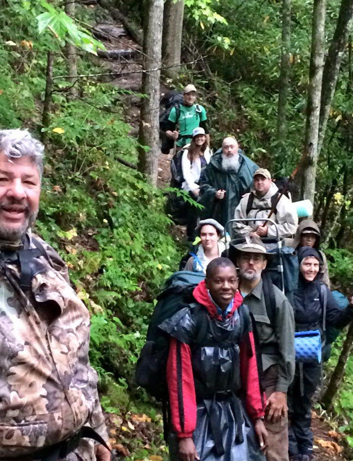 Wilderness Survival Class 2015 NOC