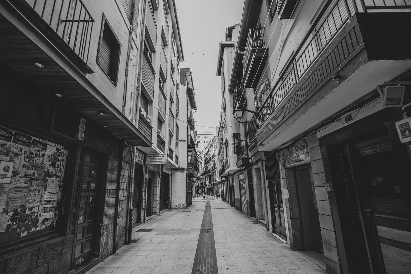 Santander streets (2)