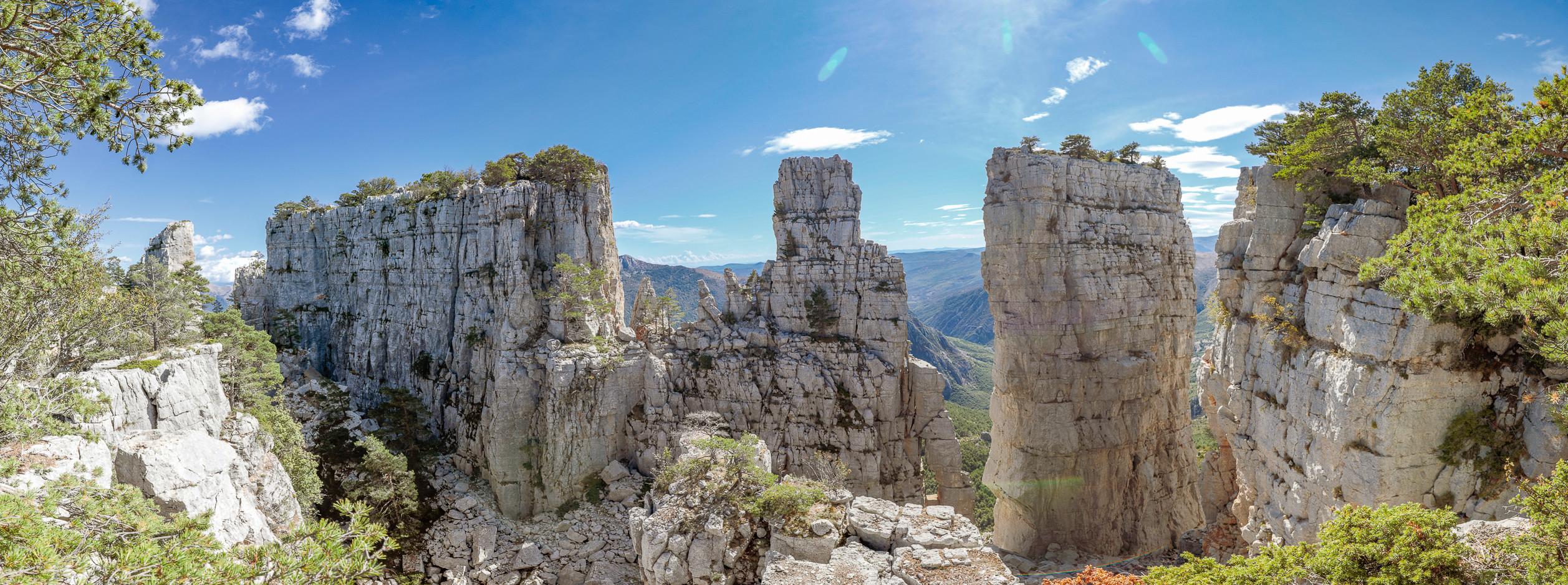panoramic vertical