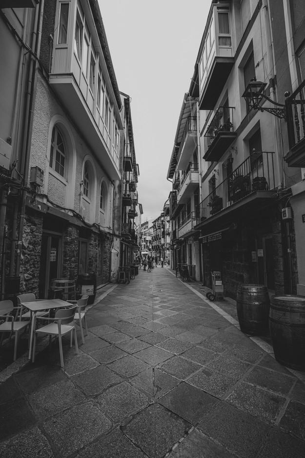 Santander streets
