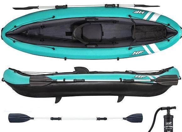 NEW Bestway Hydro Force Ventura Inflatable Kayak 280 cm x 86 cm
