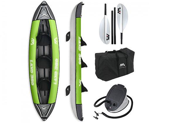 NEW AquaMarina Laxo 380cm  3 Seats