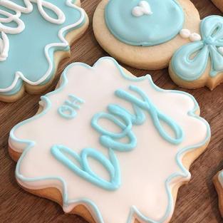 Oh Boy cookies