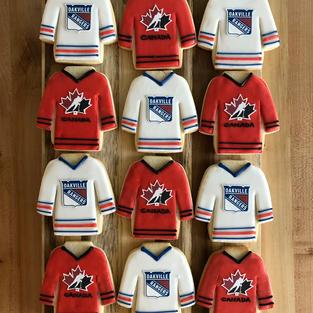 Hockey Jersey - Logos