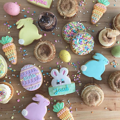 🐣Easter Cookie orders now open🐣_These