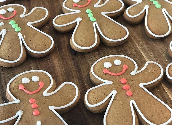 Gingerbread Men - box of 6