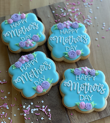 PRE-ORDER: Happy Mother's Day Cookie
