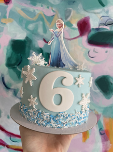 Frozen Cake - Buttercream