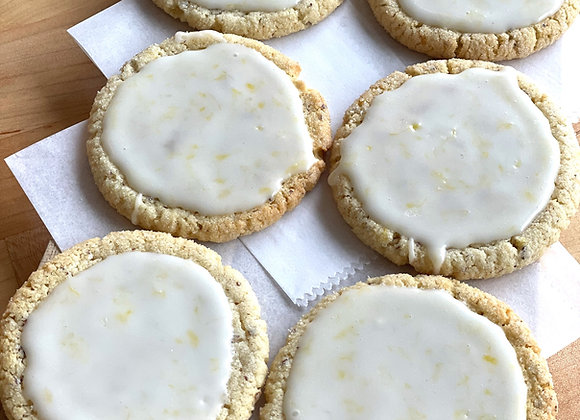Lemon Drop Cookies - Box of 6